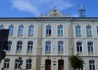 Budynek II LO - pierwotnie Szkoła Ludowa