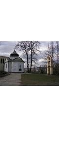 Drewniana cerkiew grecko-katolicka p.w. Wniebowstąpienia Pańskiego