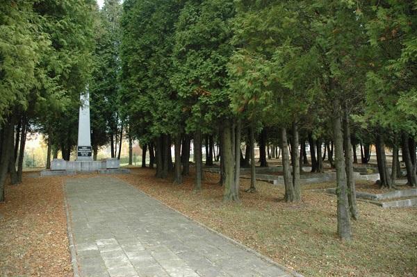 Cmentarz Olchowce