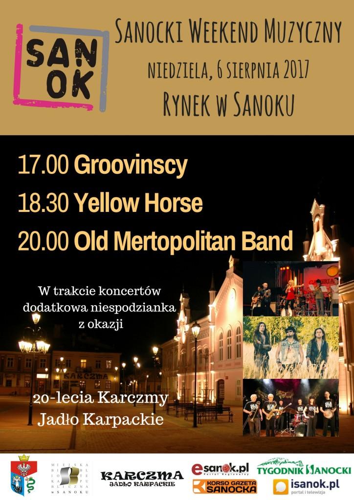 Sanocki Weekend Muzyczny