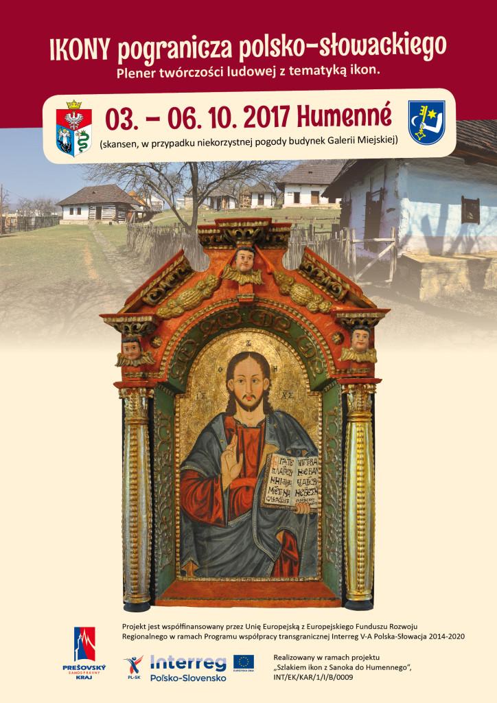 Plener Humenne 03. - 06. 10. 2017 PL verzia