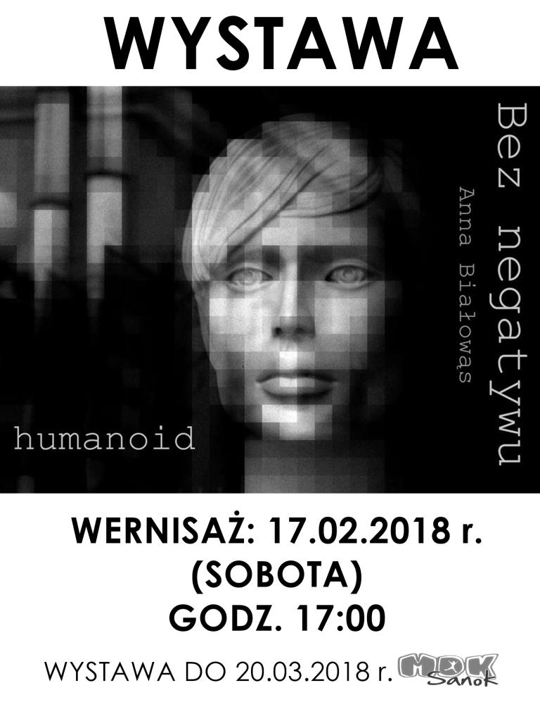 Anna Białowąs plakat