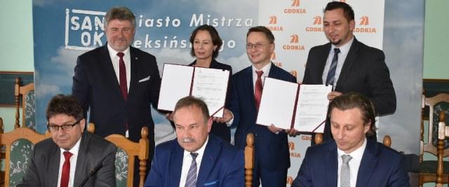 Umowa na remont ul. Krakowskiej i Rymanowskiej podpisana (WIDEO, ZDJĘCIA)