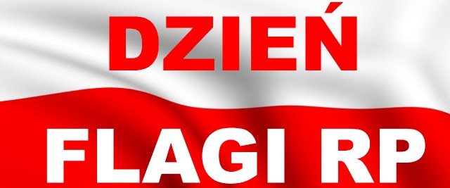 PRZEDSZKOLAKI Z BIAŁO – CZERWONĄ. Dzień Flagi RP.