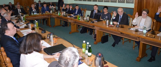 10 IV: Sesja Rady Miasta Sanoka
