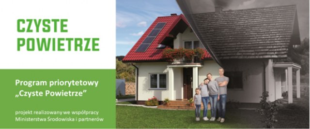 """Program """"Czyste Powietrze"""". Zyskaj dofinansowanie na termomodernizację domu."""