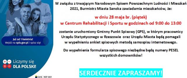 28 maja spiszesz się w Centrum Rehabilitacji i Sportu