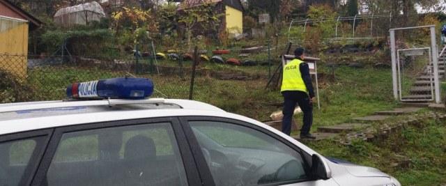 Apel Policji: Zabezpieczmy altany i domki letniskowe