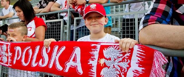 Polska – Senegal w strefie kibica (FOTO)