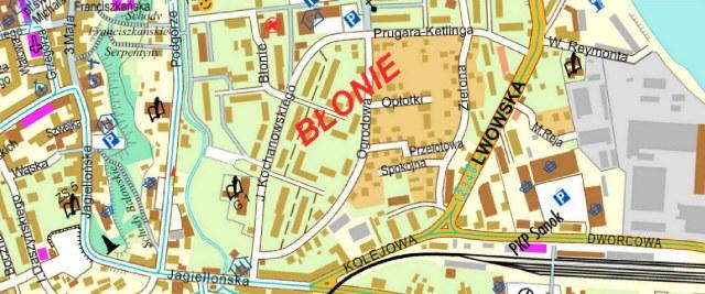 Utrudnienia na remontowanych ul. Kochanowskiego i Prugara Ketlinga
