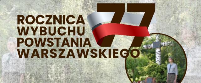 Obchody 77. rocznicy wybuchu Powstania Warszawskiego. O godz. 17.00 zawyją syreny.