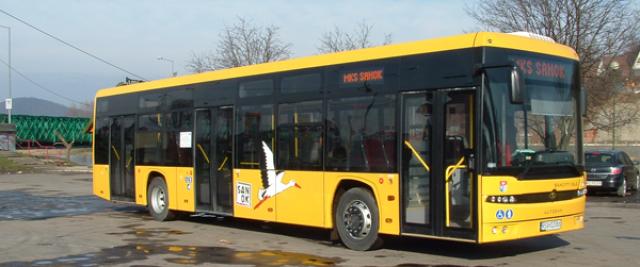 Ogłoszenie w sprawie autobusów komunikacji miejskiej w dniu 12.XI.2018 r.