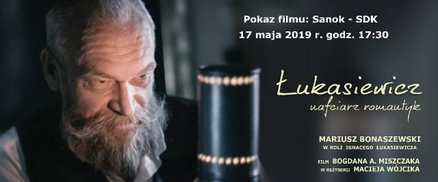 """Pokaz filmu """"Łukasiewicz nafciarz romantyk"""""""