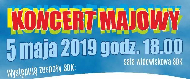 Koncert Majowy w SDK
