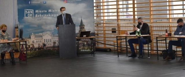 Pomoc przedsiębiorcom, nowa nazwa Placu Harcerskiego – XLI sesja Rady Miasta