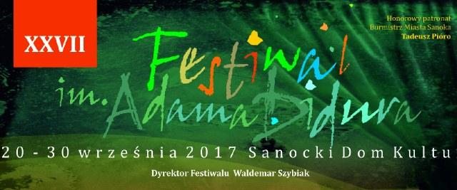 20-30 września: Festiwal im. Adama Didura