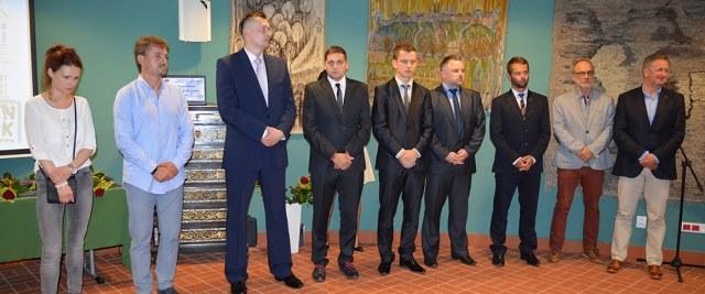 Wręczono Nagrody Rady Miasta Sanoka oraz Burmistrza Miasta