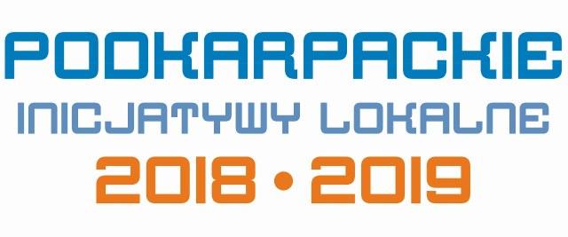 """Konkurs """"Podkarpackie Inicjatywy Lokalne 2018-2019"""""""