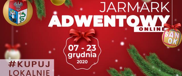 Jarmark adwentowy on-line od 7 do 23 grudnia