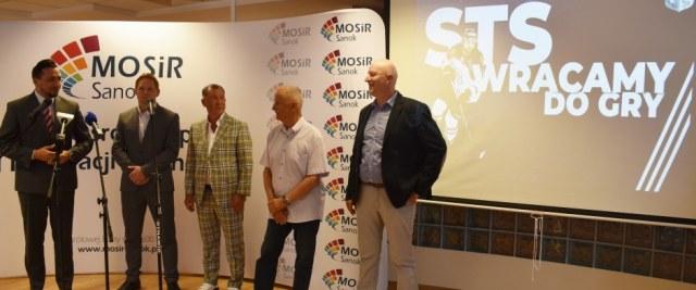 STS Sanok wraca do gry w Polskiej Hokej Lidze
