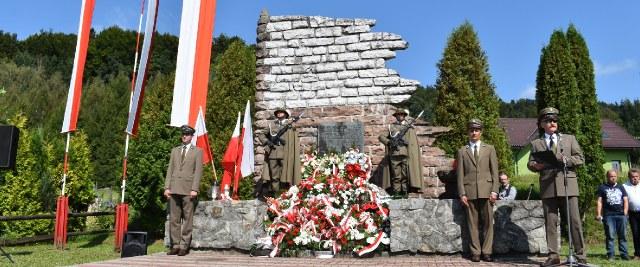 Uczczono pamięć bohaterów września