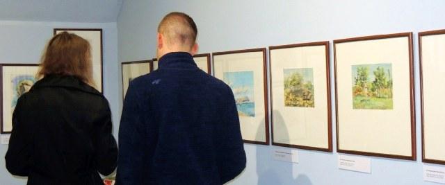 Wystawa pt. Z nieludzkiej ziemi do Włoch
