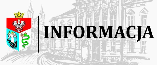 UWAGA! Zmiana w dyżurach władz miasta