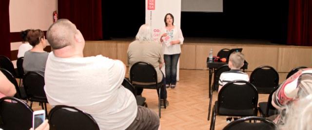 Otyłość leczą lekarze – OD-WAŻNE Warsztaty w Sanoku