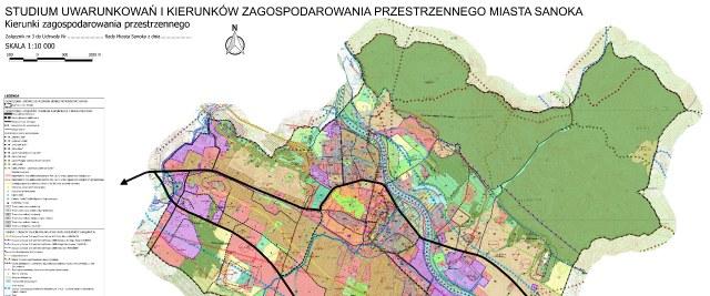 Rada uchwaliła Studium uwarunkowań i kierunków zagospodarowania przestrzennego