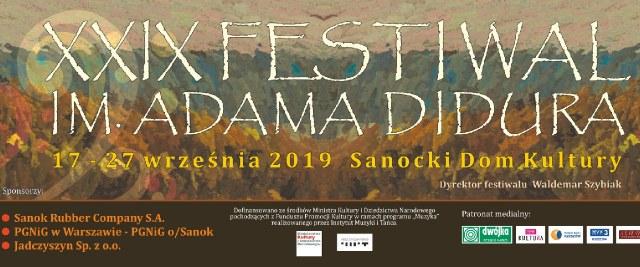 XIX Festiwal im. Adama Didura