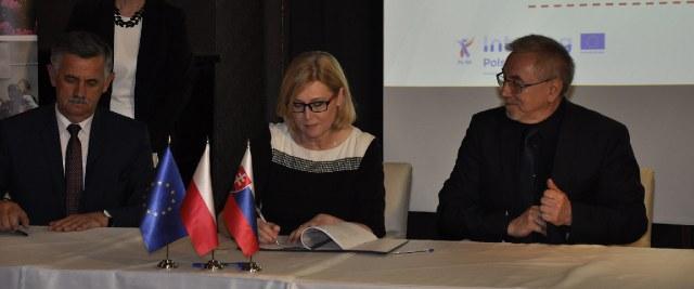 Umowa podpisana – trwa realizacja projektu modernizacji Szlaku Ikon.