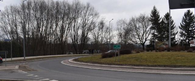 Zawieszona budowa łącznika obwodnicy z Rondem Beksińskiego