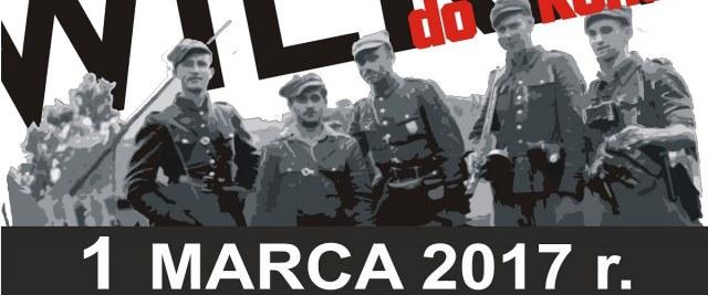 1 MARCA: Narodowy Dzień Pamięci Żołnierzy Wyklętych