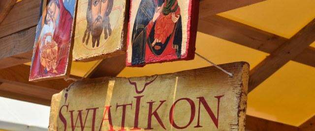 Jarmark Ikon, jak co roku, cieszył się sporą popularnością