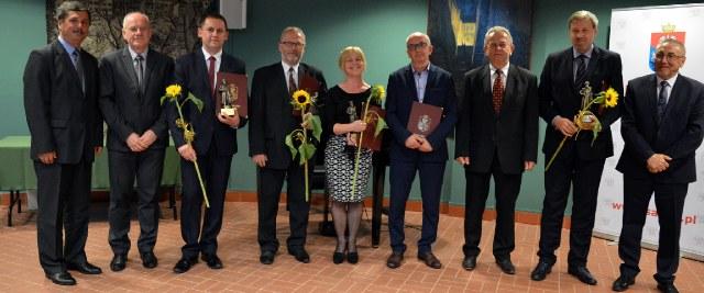 Wręczono Nagrody Burmistrza i Rady Miasta Sanoka