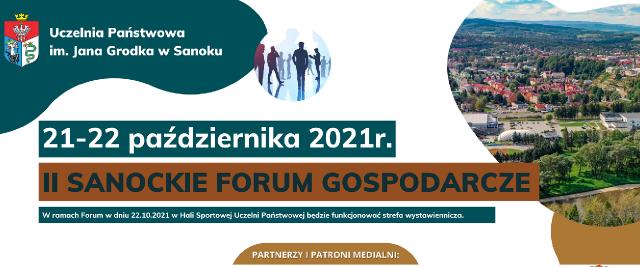 II Sanockie Forum Gospodarcze