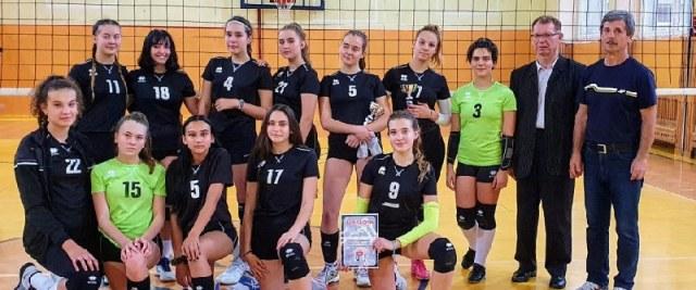 Turniej Juniorek Młodszych w Piłce Siatkowej o Puchar Burmistrza Miasta Sanoka