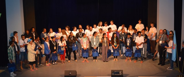 Powitano uczestników Światowych Dni Młodzieży