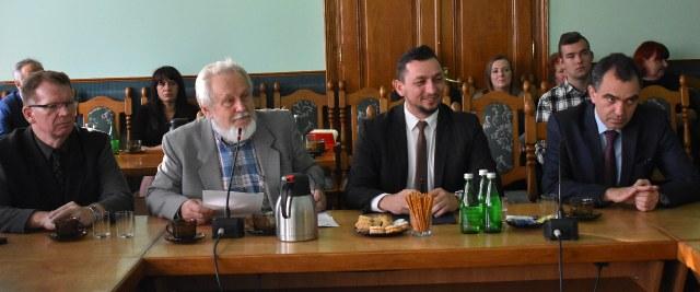I posiedzenie Sanockiej Rady Seniorów