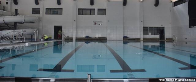 Ruchome dno jedyne na Podkarpaciu. Sanockie baseny będą najnowocześniejsze w województwie.