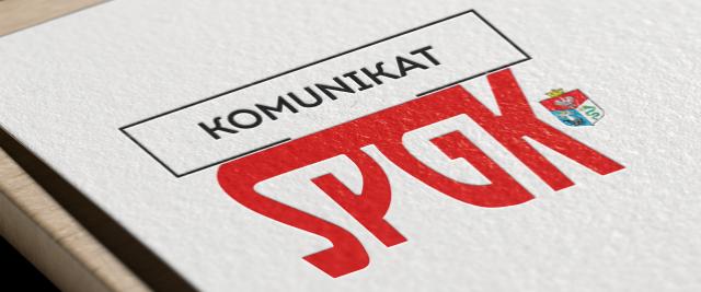 Ogłoszenie SPGK
