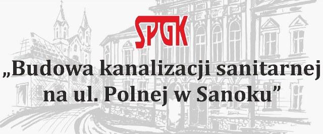 Rozpoczyna się budowa kanalizacji na ul. Polnej. Ograniczenia w ruchu