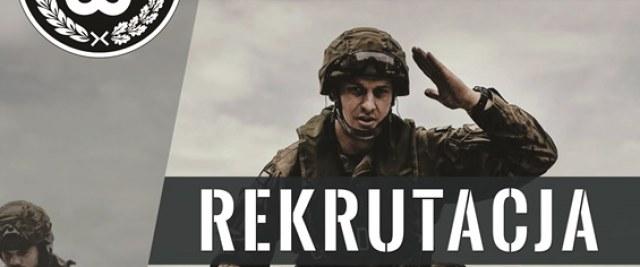 Zostań Terytorialsem. Rekrutacja trwa