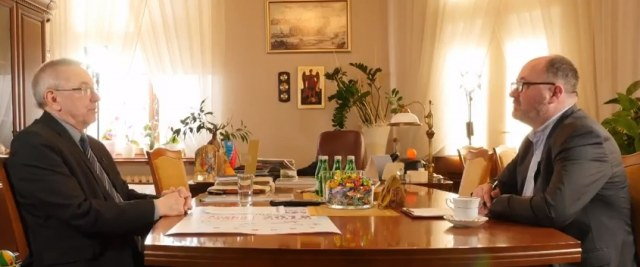 Burmistrz Sanoka gościem Telewizji Obiektyw (VIDEO)