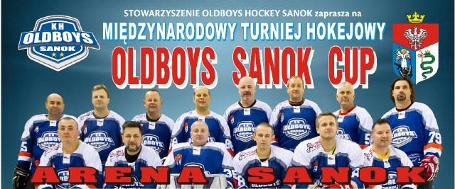 Międzynarodowy Turniej Hokejowy OLDBOYS SANOK CUP