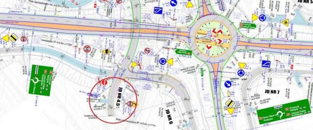 Uwaga! 12.11.2019 zostanie zamknięta ulica Ustronie w Sanoku prowadząca na Cmentarz Południowy