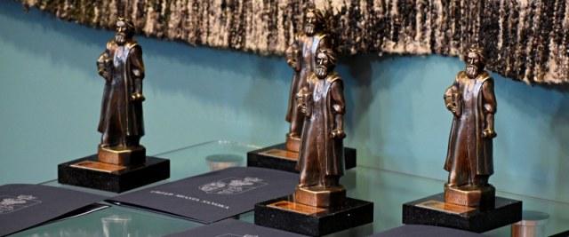 Wręczono Nagrody Miasta Sanoka w dziedzinie kultura i sztuka.