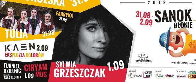 """""""Zakończenie Wakacji"""" z gwiazdami! Trzy dni imprezy na Błoniach!"""