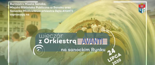 Wieczór z orkiestrą Avanti