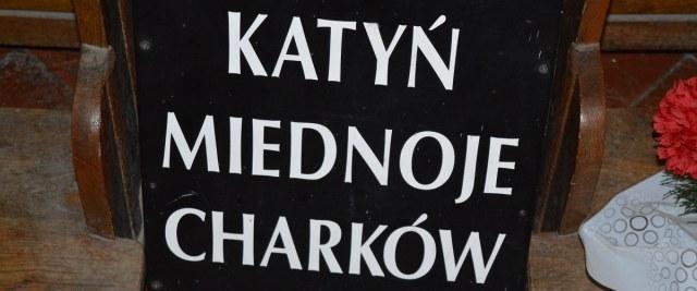 Uczczono pamięć ofiar zbrodni katyńskiej